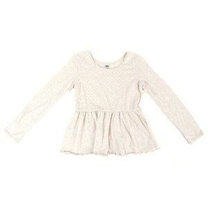 OLD NAVY top, girl's size M (8)